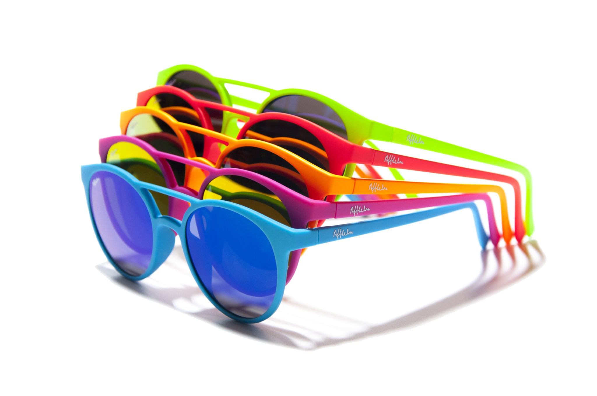 Fluomaniac: el resurgir de las gafas flúor - Alain Afflelou