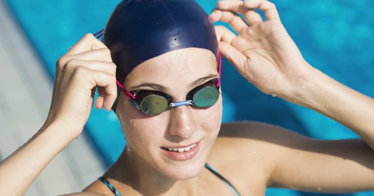 dde5e64b2a Gafas para nadar graduadas - Voilà by Afflelou – Blog de oftalmología de  Alain Afflelou