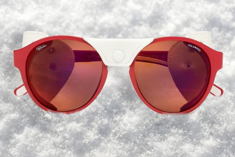 Afflelou De Sol Flocon Gafas Rojo sthrCdxQ