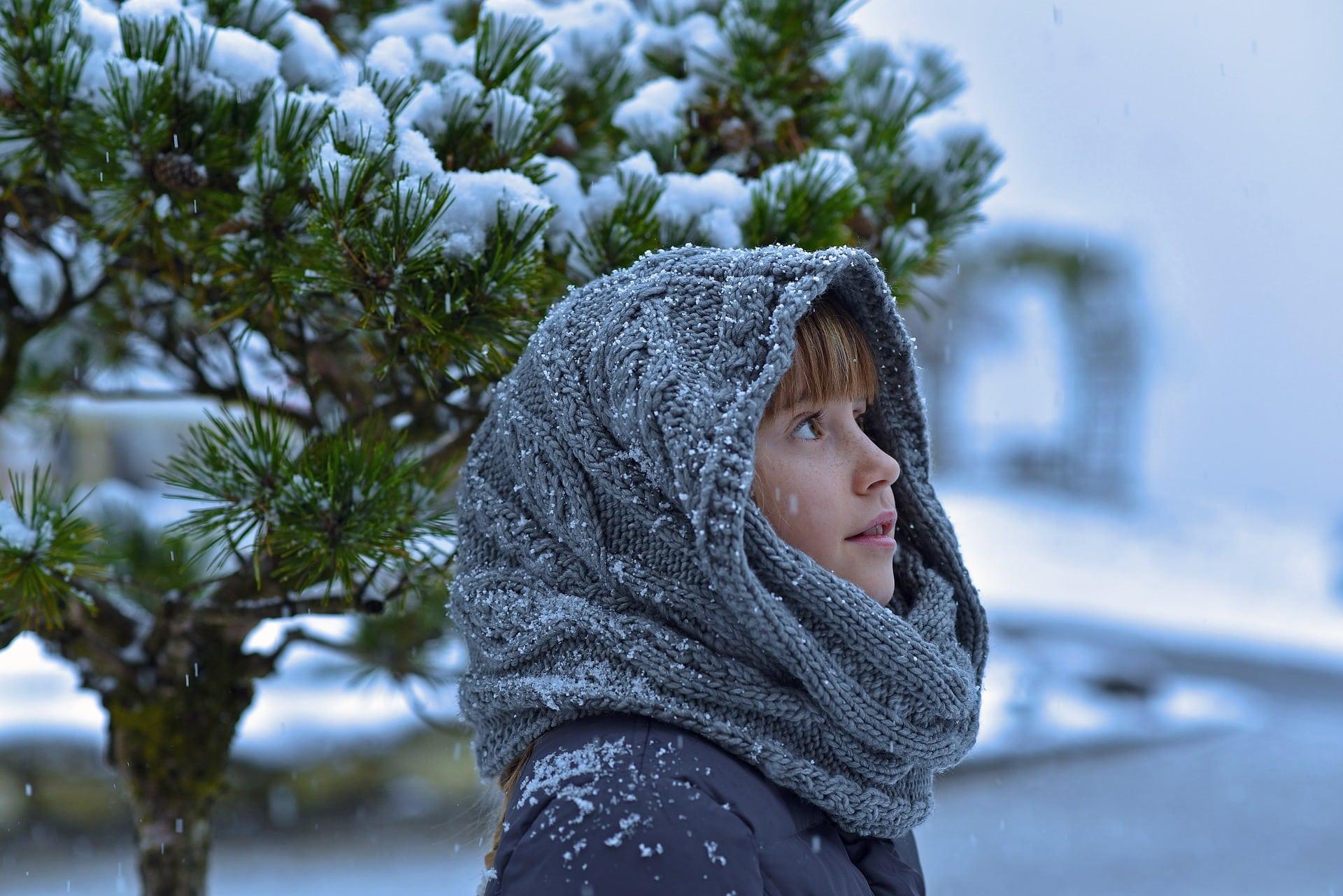 Cuidado vista invierno