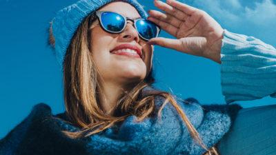 ¿Cómo debes elegir unas gafas de sol para la nieve?
