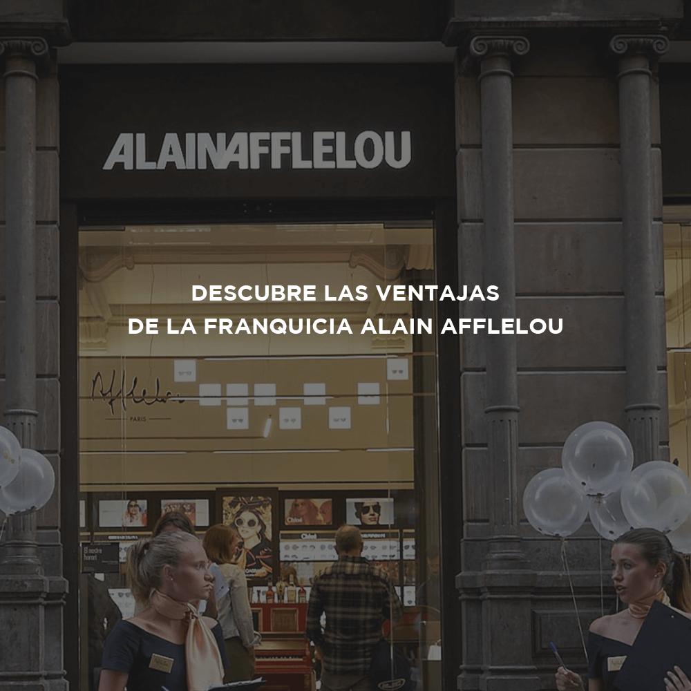 ventajas Franquicia Afflelou