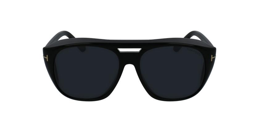 Gafas de sol hombre FENDER negro - vista de frente