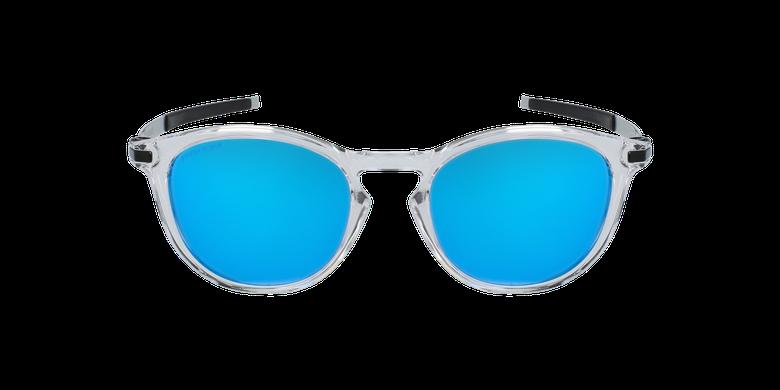 Gafas de sol hombre PITCHMAN R blanco/azulvista de frente