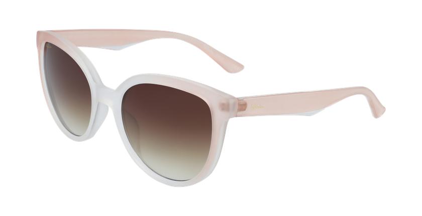 Gafas de sol mujer PALOMA rosa - vue de 3/4