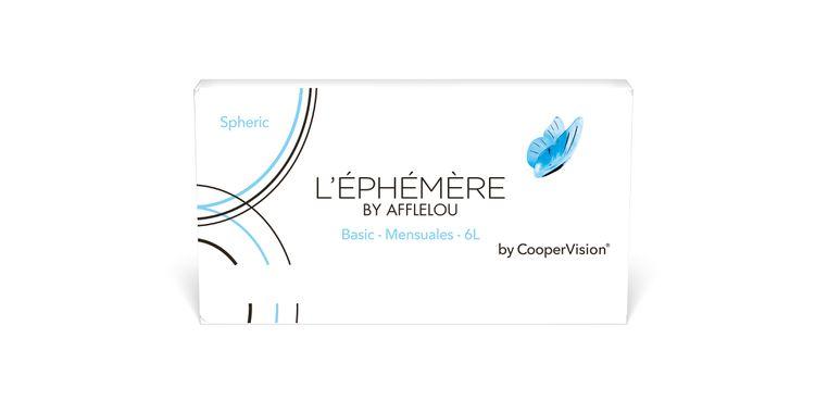 Lentillas L'EPHEMERE BASIC - MENSUAL