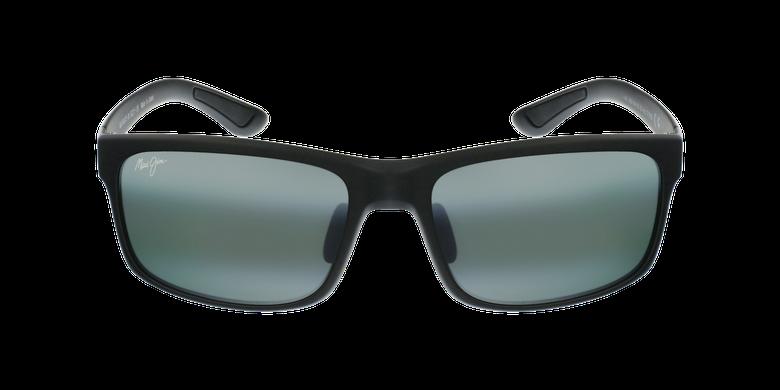 Gafas de sol Pokowai Arch negro/grisvista de frente