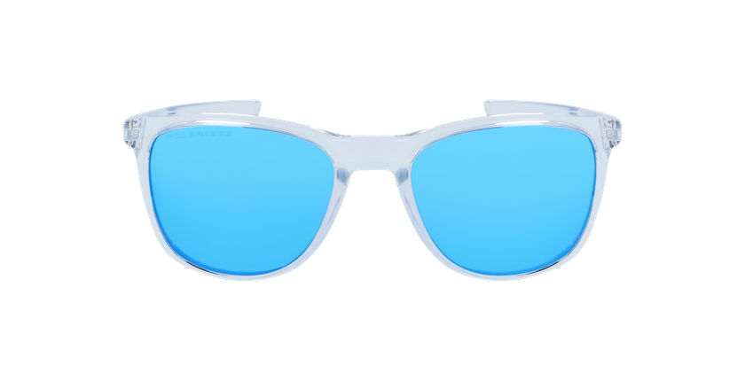 Gafas de sol hombre TRILLBE X blanco - vista de frente