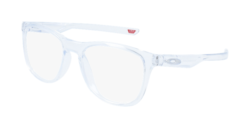 Gafas graduadas 0OX8130 blanco/blanco - vue de 3/4