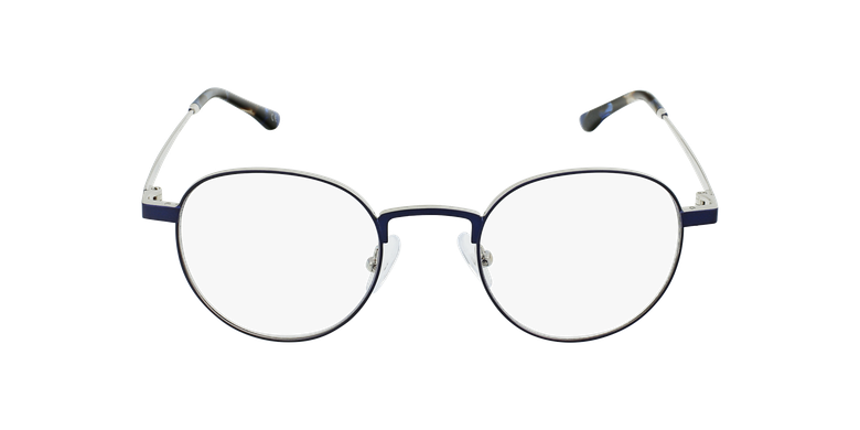 Gafas graduadas MAGIC 70 azul/plateadovista de frente