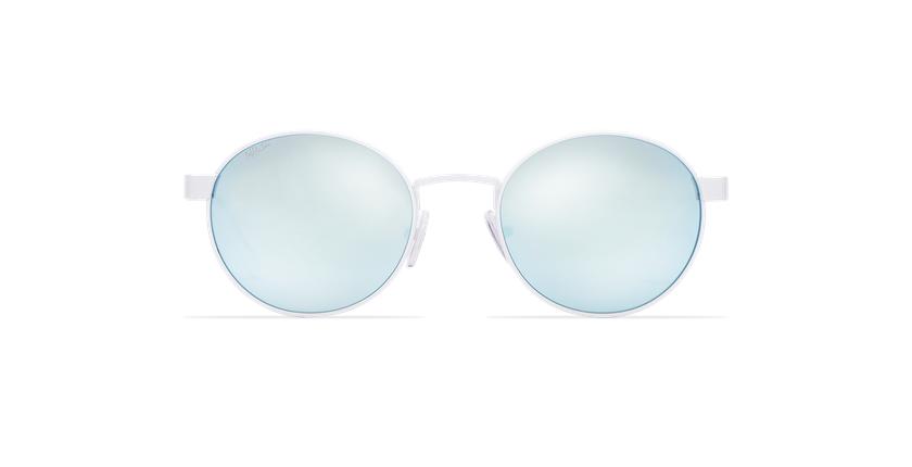 Gafas de sol mujer TUTTI blanco - vista de frente