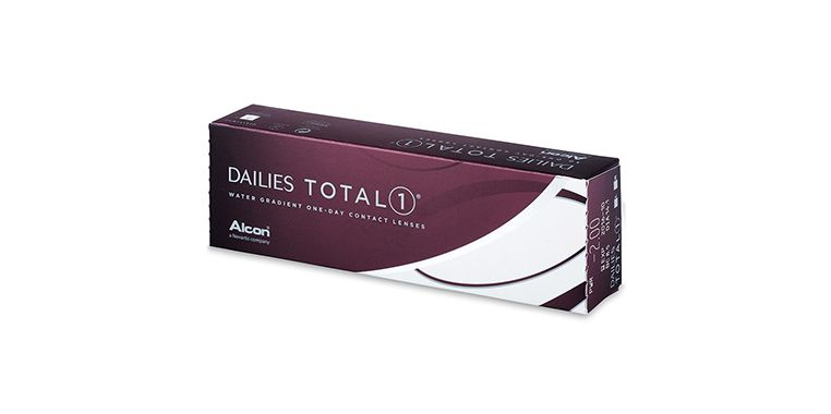 Lentillas Dailies Total 1 - 30L