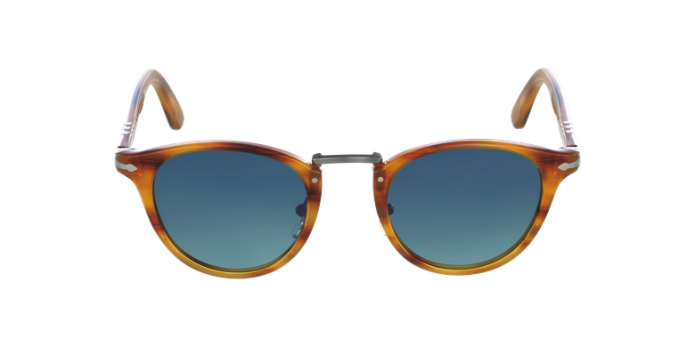 Gafas de sol hombre 0PO3108S marrónvista de frente