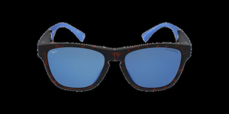 Gafas de sol hombre GEANT carey/azulvista de frente