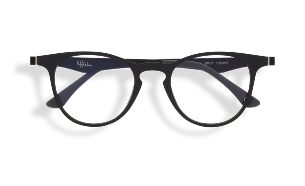 Gafas de sol MAGIC 27 BLUE BLOCK negro - danio.store.product.image_view_face