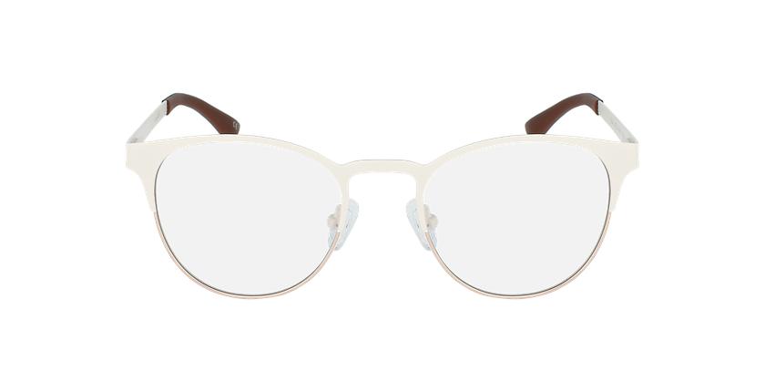 Gafas graduadas mujer MAGIC 44 BLUEBLOCK blanco/gris - vista de frente