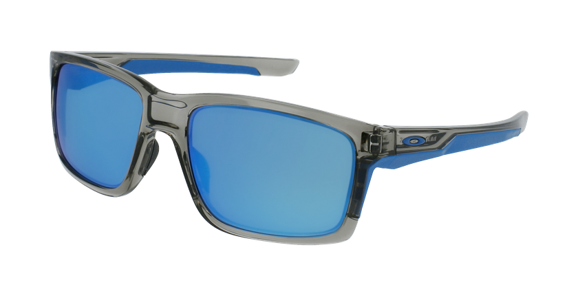 Gafas de sol hombre MAINLINK gris - vue de 3/4