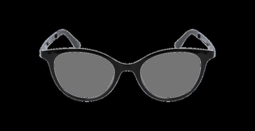 Gafas graduadas mujer MAGIC 23 negro - vista de frente
