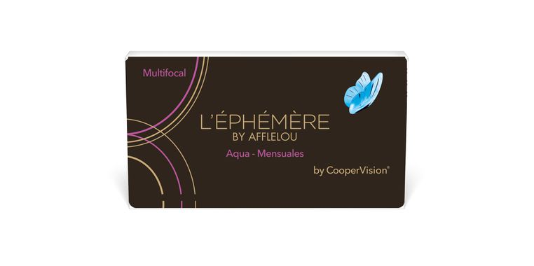 Lentillas L'EPHEMERE AQUA MULTIFOCAL N - MENSUAL