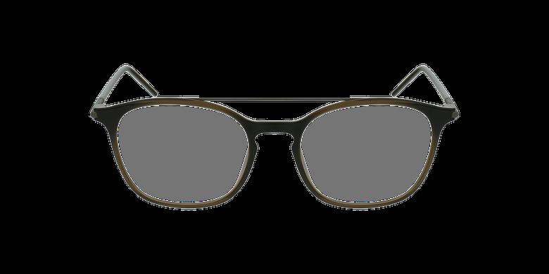 Gafas graduadas hombre MAGIC 71 gris/verdevista de frente