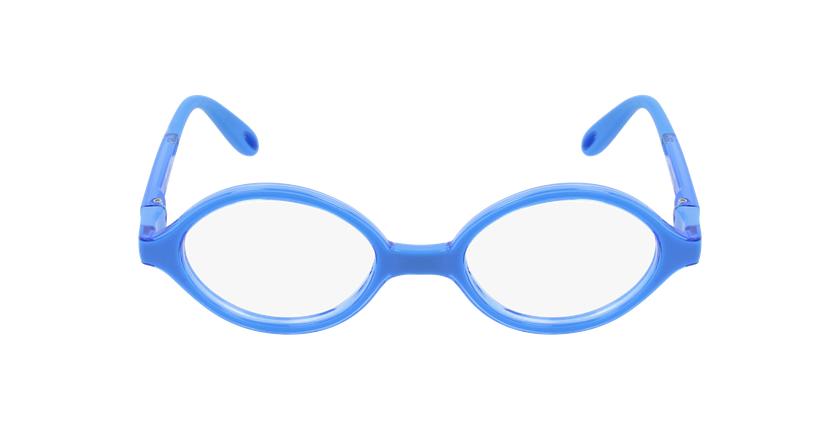 Gafas graduadas niños RFOB1 azul - vista de frente