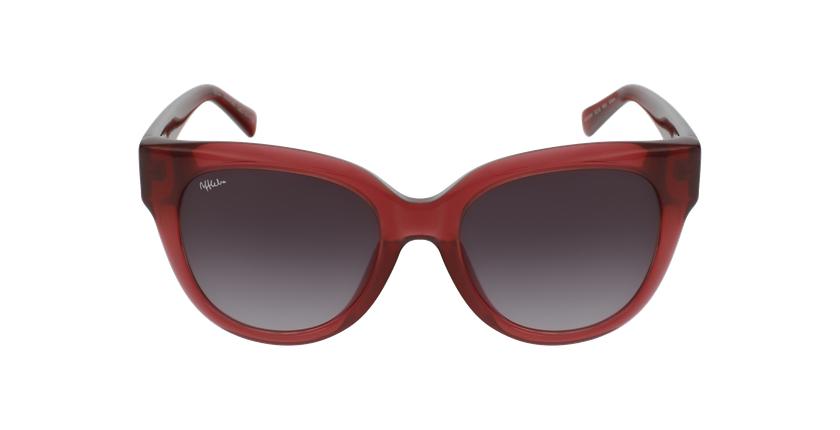 Gafas de sol mujer BRITANY rosa - vista de frente