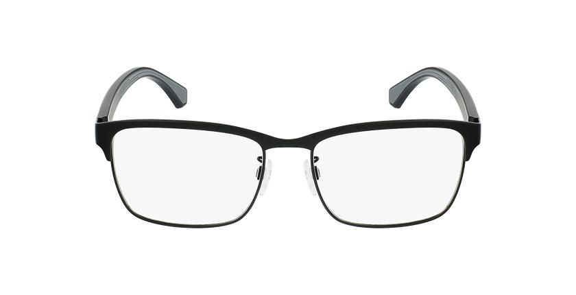 Gafas graduadas hombre EA 1098 negro/negro - vista de frente