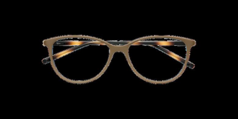 Gafas graduadas mujer LIGHT TONIC marrón