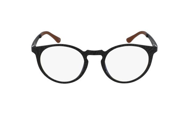 Gafas graduadas MAGIC 35 BLUE BLOCK negro - vista de frente