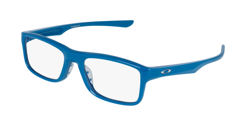 Gafas graduadas PLANK 2.0 OX 8081 azul/azul - vue de 3/4