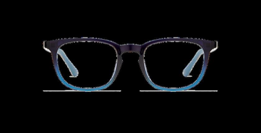 Gafas graduadas hombre MAGIC 07 azul/azul degradado - vista de frente
