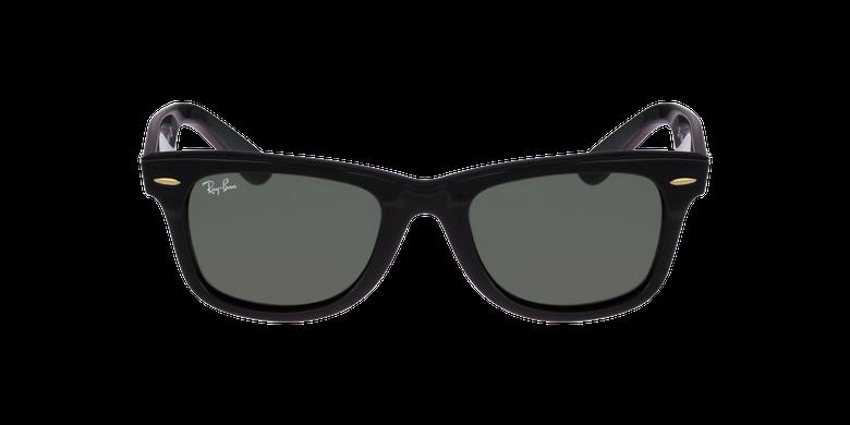 Gafas de sol WAYFARER negro/negrovista de frente