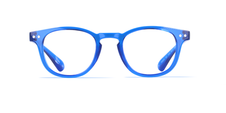 Gafas graduadas niños BLUE BLOCK NIÑOS azulvista de frente