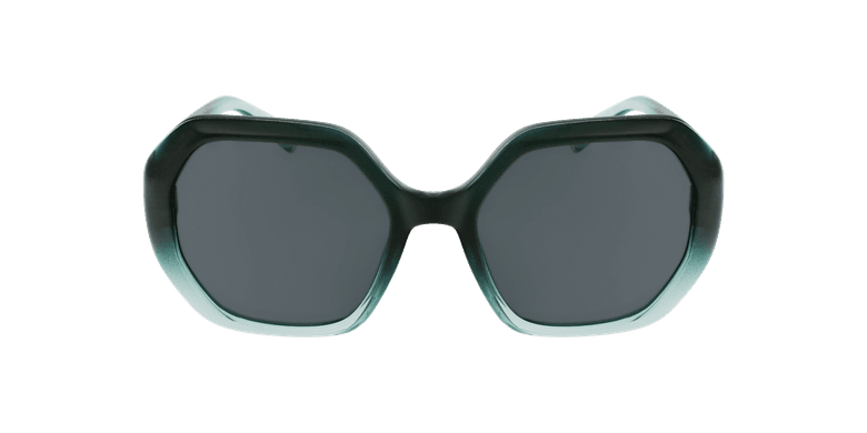 Gafas de sol mujer FAURA verde/negro