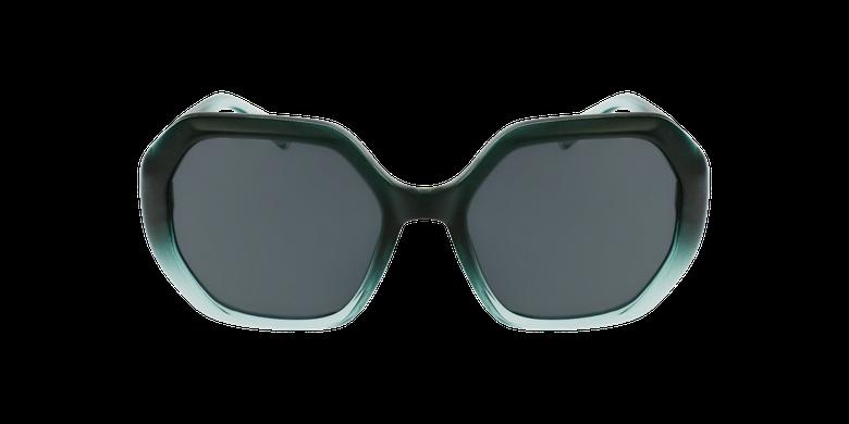 Gafas de sol mujer FAURA verde/negrovista de frente