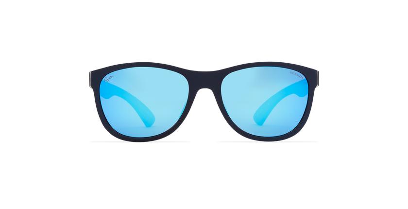 Gafas de sol hombre MELFI POLARIZED gris - vista de frente