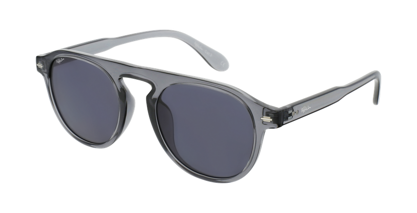Gafas de sol BEACH gris - vue de 3/4