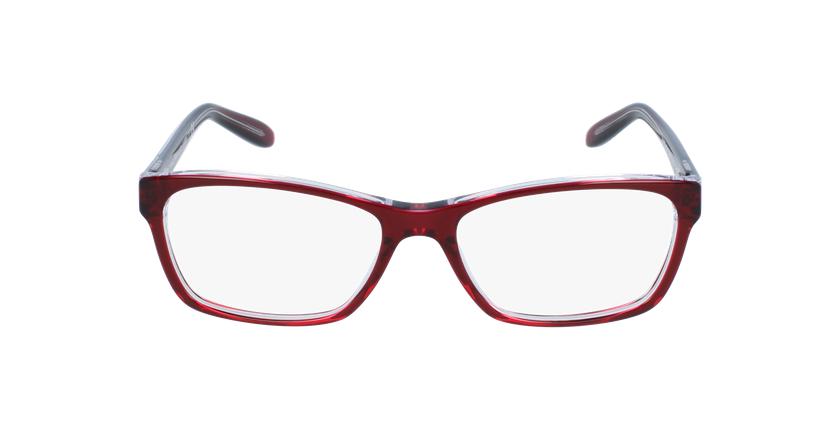 Gafas graduadas mujer RA7039 rojo/rojo - vista de frente