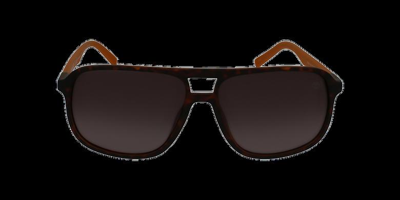 Gafas de sol hombre TB9200 marrónvista de frente