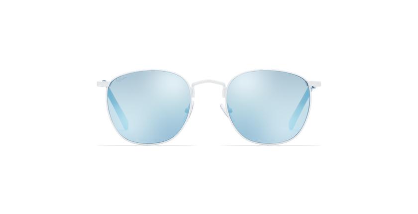 Gafas de sol mujer BLANES blanco - vista de frente