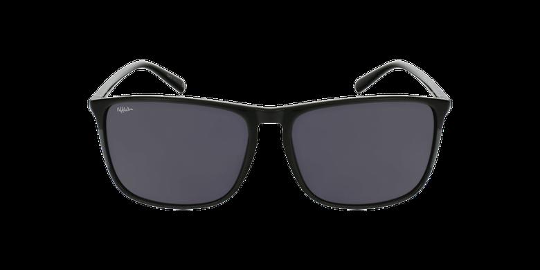 Gafas de sol hombre PARDO negrovista de frente