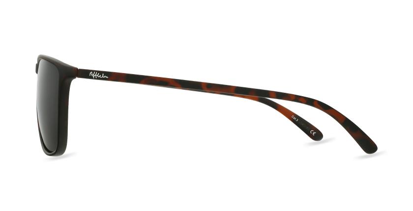 Gafas de sol hombre PARDO carey - vista de lado