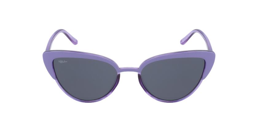 Gafas de sol niños LUPITA - NIÑOS morado - vista de frente