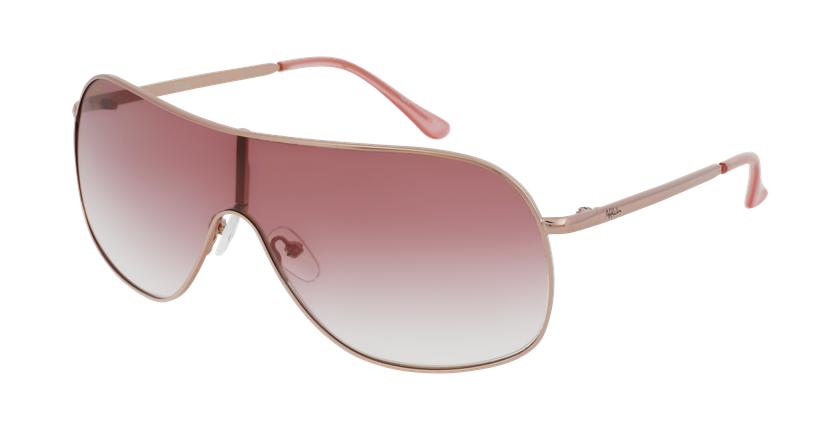 Gafas de sol mujer SURRI rosa - vue de 3/4