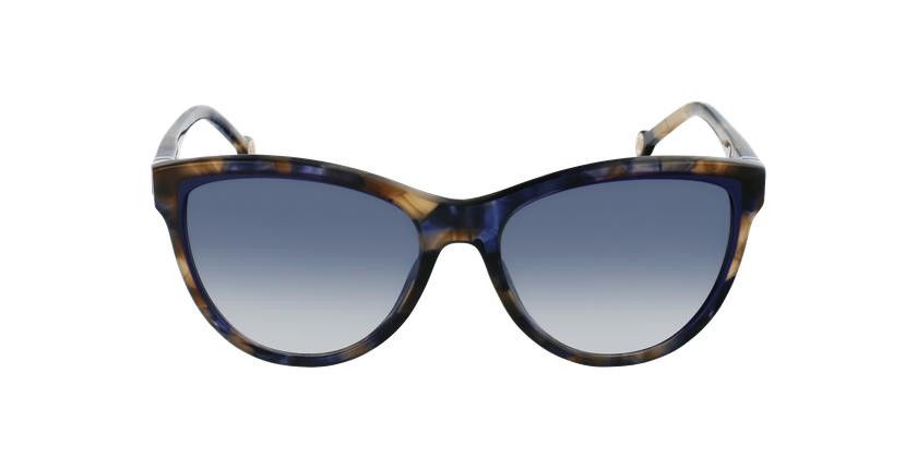Gafas de sol mujer SHE868V negro/azul - vista de frente