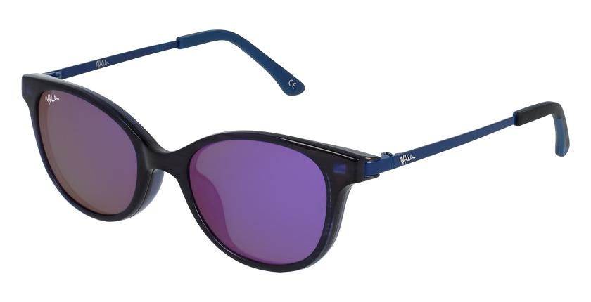 Gafas de sol niños MAGIC 31 BLUE BLOCK azul - vue de 3/4