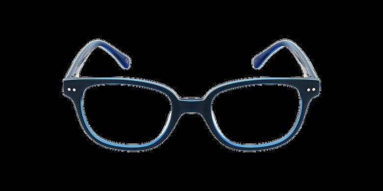 Gafas graduadas niños MARCEL azulvista de frente