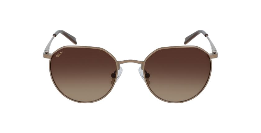 Gafas de sol JAZZ marrón - vista de frente