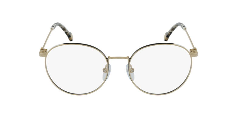 Gafas graduadas mujer VHE167 dorado/negro