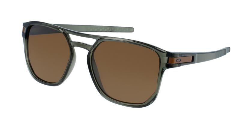 Gafas de sol hombre LATCH BETA verde - vue de 3/4